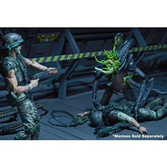 Alien Szobrocska (Dekoráció) - Xenomorph Warrior, Alien - Vetřelec