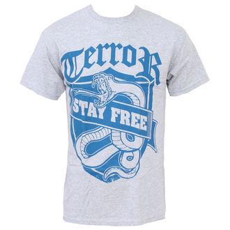 metál póló férfi Terror - Stay Free - Buckaneer, Buckaneer, Terror