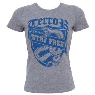 metál póló női Terror - Stay Free - Buckaneer, Buckaneer, Terror
