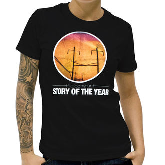 póló női Story Of Of Year - Of Constatnt - Black, KINGS ROAD, Story of the Year