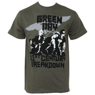 metál póló férfi Green Day - Vandals - BRAVADO - GDY2007