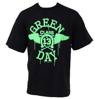 Green Day férfi póló - Neon Wings - BRAVADO USA, BRAVADO EU, Green Day