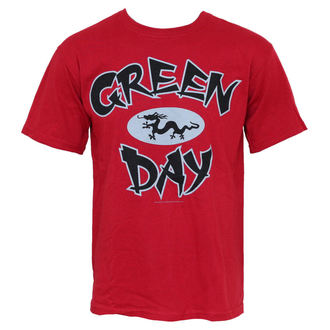 metál póló férfi Green Day - Ghina Dragon - BRAVADO, BRAVADO, Green Day
