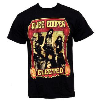 metál póló férfi Alice Cooper - Elected Band - ROCK OFF - TSB 7581