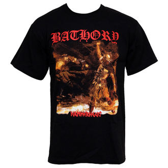 metál póló Bathory - Hammerheart - PLASTIC HEAD, PLASTIC HEAD, Bathory