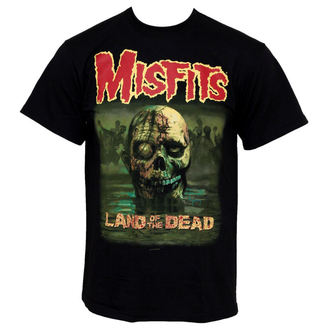 metál póló férfi Misfits - Land Of The Dead - PLASTIC HEAD, PLASTIC HEAD, Misfits