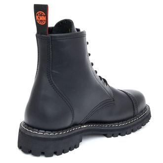 KMM cipő 6dírkové - Black, KMM