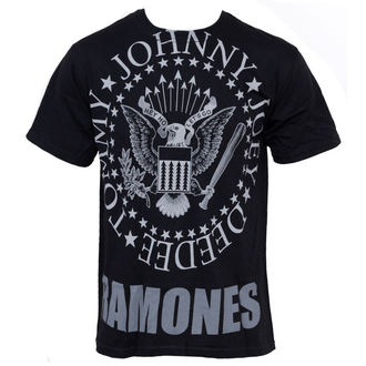 metál póló Ramones - Hey Ho Lets Go - LIQUID BLUE, LIQUID BLUE, Ramones