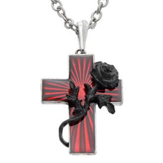 nyakörv Order Of The Black Rose - ALCHEMY GOTHIC, ALCHEMY GOTHIC
