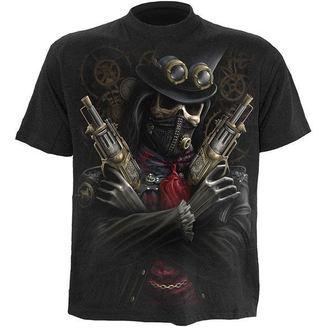 póló férfi - Steam Punk Bandit - SPIRAL - T042M101