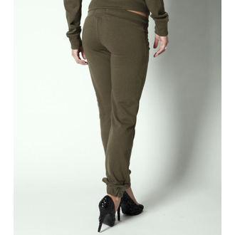 nadrág (melegítő) női METAL Mulisha - Recon - Military Green, METAL MULISHA