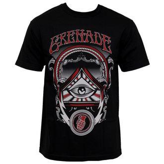 utcai póló férfi - Eye Of Grenade, GRENADE