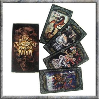 tarot kártyák Alchemy, ALCHEMY GOTHIC