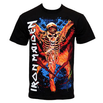 metál póló férfi Iron Maiden - Vampyr - ROCK OFF, ROCK OFF, Iron Maiden