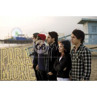 poszter Paramore - Beach - LP1292, GB posters, Paramore