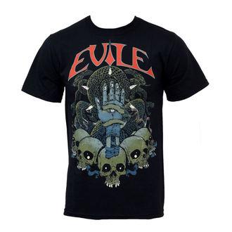 metál póló férfi Evile - Cult - ATMOSPHERE - Black