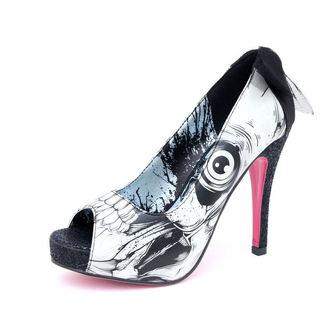 magassarkú cipő női - Bonebreaker Platform - IRON FIST - IFLPLH00216S12
