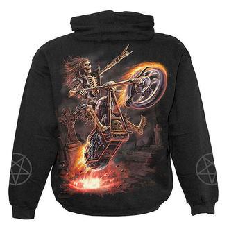 kapucnis pulóver gyermek - Hell Rider - SPIRAL, SPIRAL