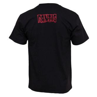 metál póló férfi Danzig - Chrome - BRAVADO, BRAVADO, Danzig
