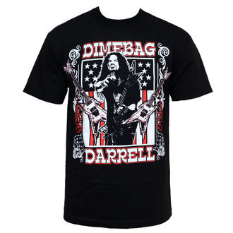 metál póló férfi Dimebag Darrell - Guitar Flag - BRAVADO, BRAVADO, Dimebag Darrell