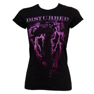 metál póló női Disturbed - Fear The Reaper - BRAVADO, BRAVADO, Disturbed