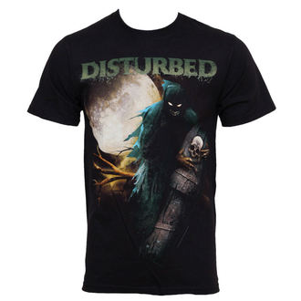 metál póló férfi Disturbed - Creepin Coffin - BRAVADO - DIS1044