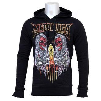 kapucnis pulóver férfi Metallica - Sanitarium - BRAVADO, BRAVADO, Metallica