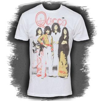 metál póló férfi Queen - Band - BRAVADO, BRAVADO, Queen