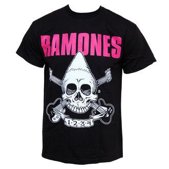 metál póló férfi Ramones - Pinhead Skull - BRAVADO, BRAVADO, Ramones