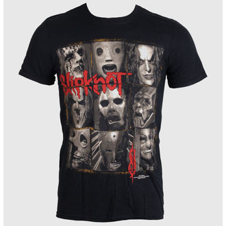 metál póló férfi Slipknot - Mezzotint - BRAVADO EU, BRAVADO EU, Slipknot