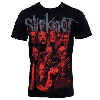 metál póló Slipknot - Red Faces - BRAVADO, BRAVADO, Slipknot