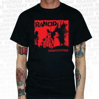 metál póló férfi Rancid - Indestructible - RAGEWEAR, RAGEWEAR, Rancid