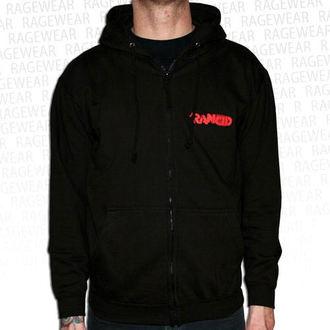 kapucnis pulóver férfi Rancid - Wolves - RAGEWEAR, RAGEWEAR, Rancid