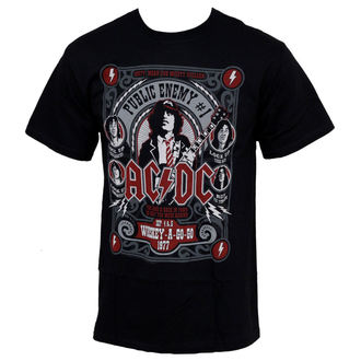 metál póló férfi AC-DC - Public Enemy - LIQUID BLUE, LIQUID BLUE, AC-DC