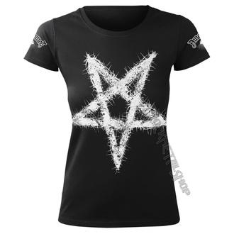 hardcore póló női - PENTAGRAM - AMENOMEN, AMENOMEN