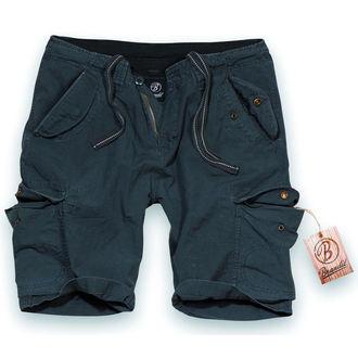 rövidnadrág férfi Brandit - Iron Vintage Shorts Anthracite, BRANDIT