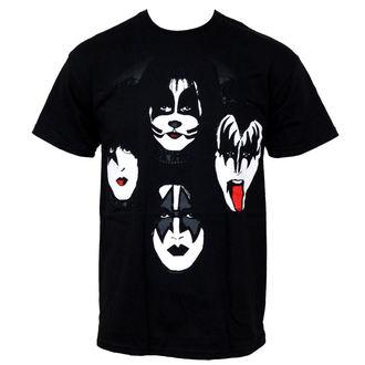 metál póló férfi Kiss - Love It Loud - EMI, EMI, Kiss