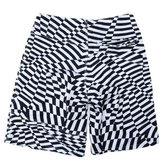 fürdőruha női -rövidnadrág- MEATFLY - WMNS Swimshort, MEATFLY