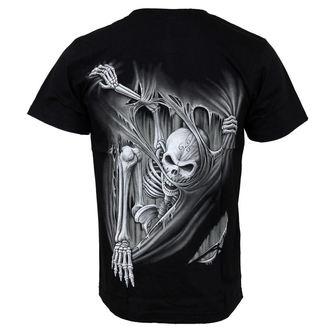 póló férfi - Dirty Skull - Hero Buff, Hero Buff