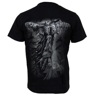 póló férfi - Crucifixion Death - Hero Buff, Hero Buff