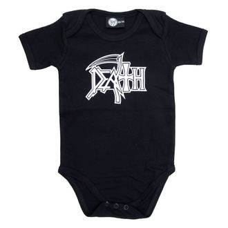 tipegő gyermek Death - Logo - Black, Metal-Kids, Death