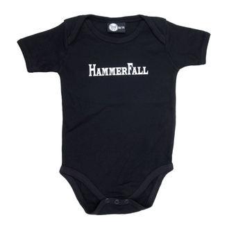 tipegő gyermek Hammerfall - Logo - Black, Metal-Kids, Hammerfall