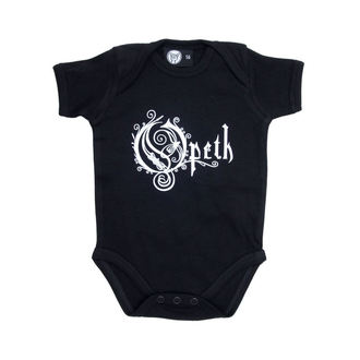tipegő gyermek Opeth - Logo - Black, Metal-Kids, Opeth