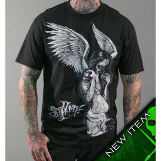 hardcore póló férfi - Fallen Angel - SULLEN - SCM0142_BK
