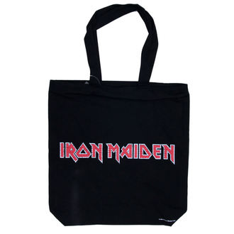 táska , kézitáska Iron Maiden - IMTOTE01, ROCK OFF, Iron Maiden