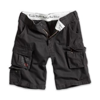 rövidnadrág férfi SURPLUS - Trooper Shorts - Black, SURPLUS