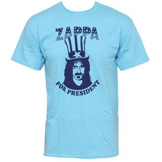 metál póló férfi Frank Zappa - Zappa For President - PLASTIC HEAD, PLASTIC HEAD, Frank Zappa