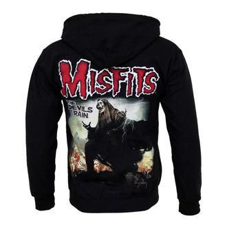 kapucnis pulóver férfi Misfits - The Devils' s Rain - PLASTIC HEAD, PLASTIC HEAD, Misfits