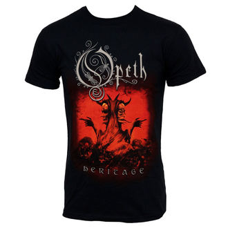 metál póló férfi Opeth - Herigage - PLASTIC HEAD, PLASTIC HEAD, Opeth