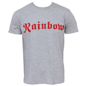 metál póló férfi Rainbow - Logo - PLASTIC HEAD, PLASTIC HEAD, Rainbow